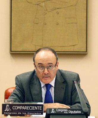 El gobernador del Banco de España, Luis María Linde.- EFE