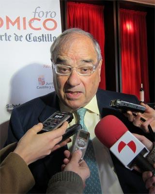 El exministro Martín Villa. EUROPA PRESS
