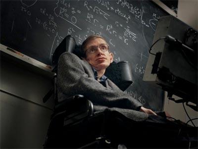 Stephen Hawking, decepcionado por el descubrimiento del bosón de Higgs.