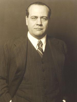 El médico y político Juan Negrín, el último presidente del Gobierno de la II República.