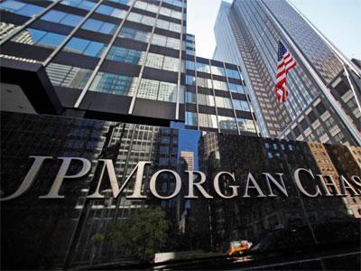 Las oficinas de JPMorgan en Nueva York. REUTERS/Mike Segar