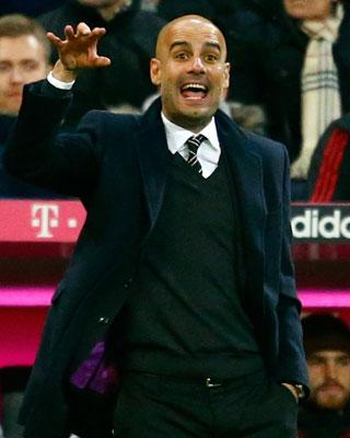 Guardiola - Bayern