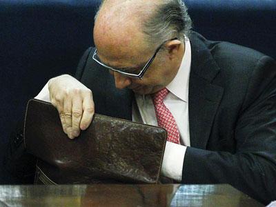 El ministro de Hacienda, Montoro, en una imagen reciente. EFE/Ballesteros