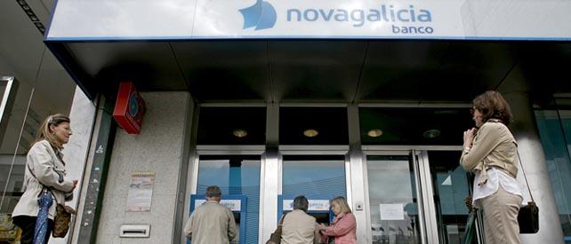 Novagalicia banco pacta un ere con menos despidos y for Novagalicia horario oficinas