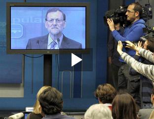 Rajoy lo niega todo y dice que ha perdido dinero en la política