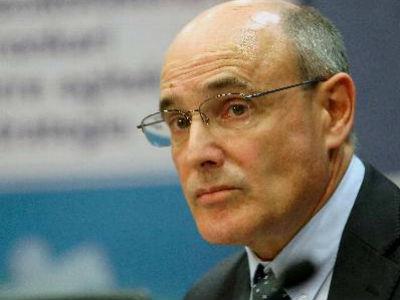 El exconsejero de Sanidad de Euskadi, Rafael Bengoa. EFE (Archivo)