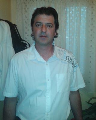 José Antonio Rotger tiene un tumor en la espalda.