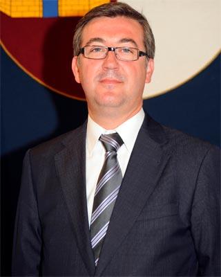 El consejero de Educación de Castilla-La Mancha, Marcial Marín.
