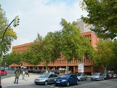 Universidad Complutense de Madrid.