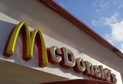Ummm.. la nueva salsa de McDonald's.