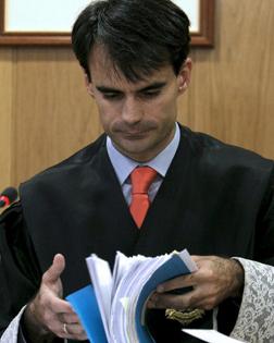 El juez de la Audiencia Nacional, Pablo Ruz. EFE