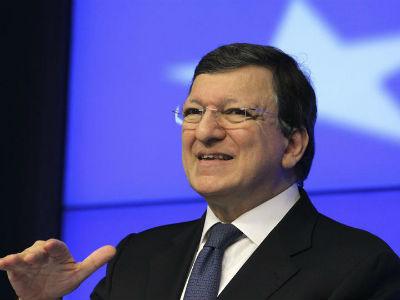 El presidente de la Comisión Europea, José MAnuel Durao Barroso. -EFE