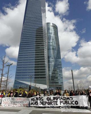 Por Qu Madrid Quiere Organizar Unos Juegos Con La