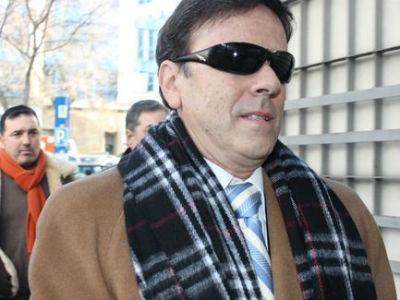 El médico acusado de dopaje en el caso Campeón, Eufemiano Fuentes. EP