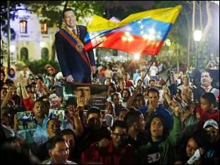 Capriles llama a la unidad de los venezolanos tras la muerte de Chávez