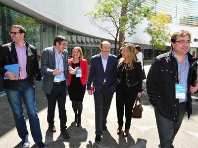 El PSOE ha celebrado este fin de semana uno de sus diálogos enmarcados en la Conferencia Política.