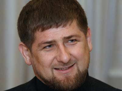 El presidente de la república rusa de Chechenia, Ramzán Kadírov.