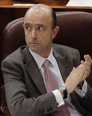 El exconsejero de Sanidad de la Comunidad de Madrid Manuel Lamela.