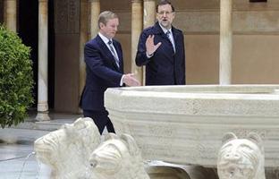 """Rajoy: """"Sé que la gente no lo ve, pero estamos mejor que antes"""""""