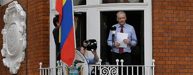 Assange anuncia que publicarán un millón de documentos en 2013