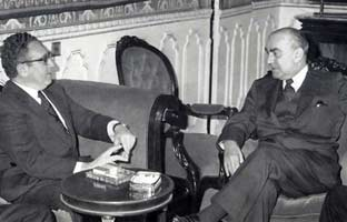 Franco ofreció a EEUU el territorio de España en una III GM
