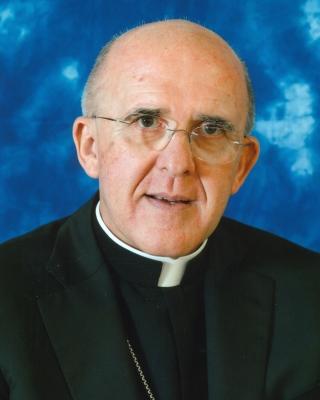 Carlos Osoro, actual arzobispo de Valencia