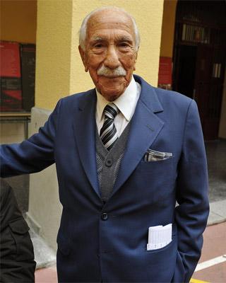 Darío Rivas.- CARLOS SERRANO