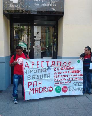 Diario p blico for Oficina kutxabank madrid