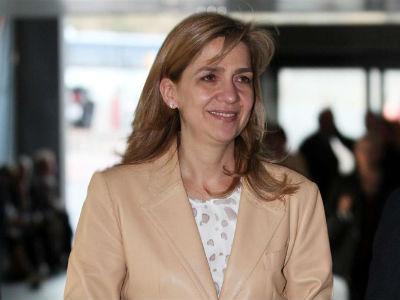 La infanta Cristina, en una imagen de archivo. -EUROPA PRESS