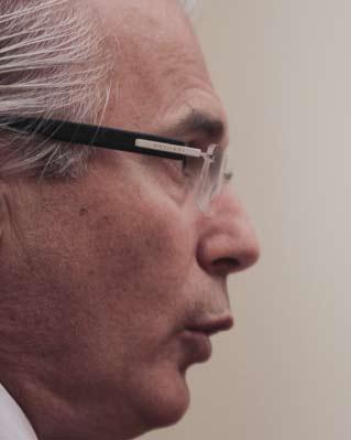 Baltasar Garzón, el pasado lunes 27 de mayo de 2013, durante una rueda de prensa en la sede del Archivo Nacional de la Memoria en Buenos Aires.