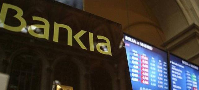 Bankia comenzó a cotizar en Bolsa en julio de 2011.