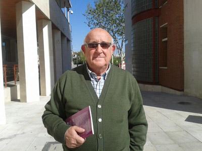 Lucio de la Nava, otra de las víctimas que apoya la querella argentina contra el franquismo.