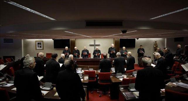 Asamblea de la Conferencia Episcopal.