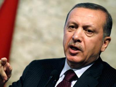 El primer ministro turco, Recep Tayyip Erdogan. -REUTERS