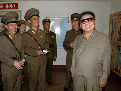 Kim Jong-il, líder de la República norcoreana hasta su muerte en diciembre de 2011.
