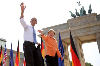 Obama propone a Rusia reducir un tercio sus arsenales nucleares