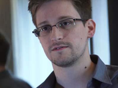 El ex analista de la NSA, Edward Snowden.