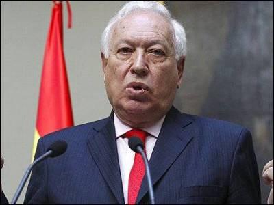 El ministro de Asuntos Exteriores, José Manuel García-Margallo. EFE