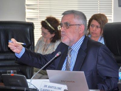 El autor del libro, Rafael Guerrero. PÚBLICO