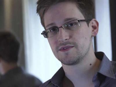 El exagente de la CIA Edward Snowden. EFE