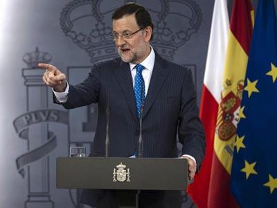 El presidente del Gobierno, Mariano Rajoy, se aferra a la 'estabilidad' para negarse a dar explicaciones. -EFE