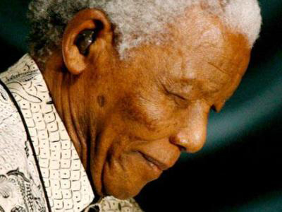 El Nobel de la Paz, Nelson Mandela. EFE