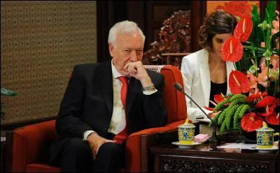 El ministro de Exteriores, José Manuel García-Margallo.- Reuters