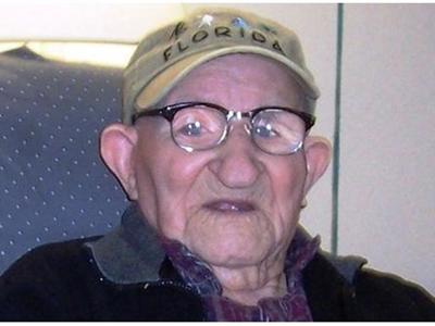 Salustiano Sánchez, el hombre más viejo del mundo.- EUROPA PRESS