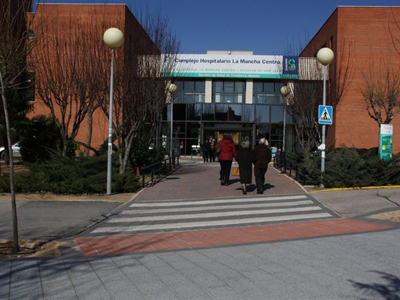 Complejo Hospitalario La Mancha Centro. EUROPA PRESS/SESCAM