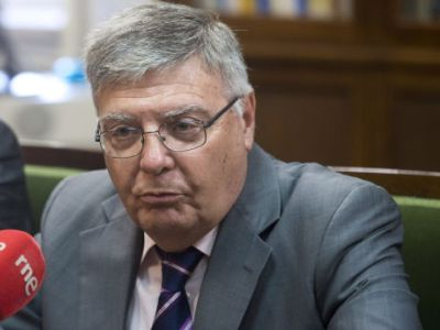 El juez Miguel Carmona/Efe