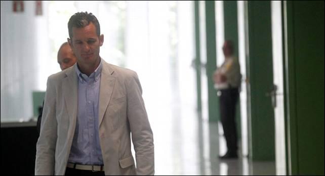 El duque se quedará solo en Barcelona, tras el cambio de residencia de la infanta.- Reuters-Archivo