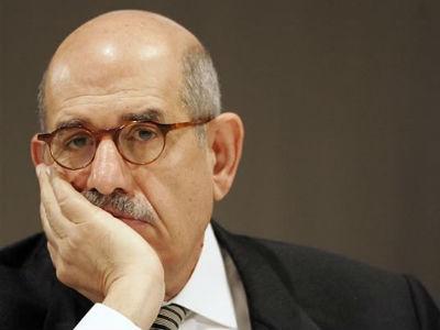 Mohamed El Baradei, en una imagen de archivo.-REUTERS