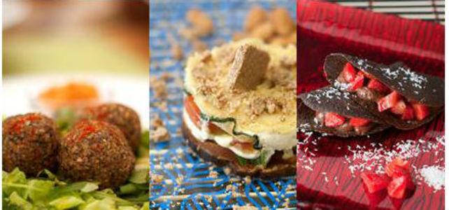 La comida cruda puede resultar beneficiosa para la salud. -CRUCINA