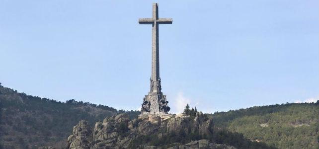 El Valle de los Caídos. -EFE